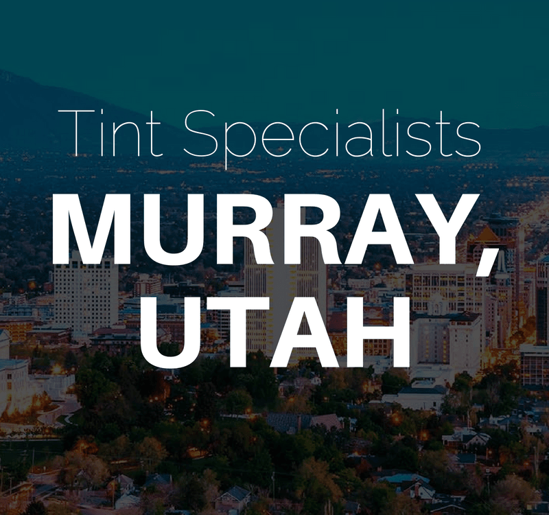 Tint Specialists Murray Utah