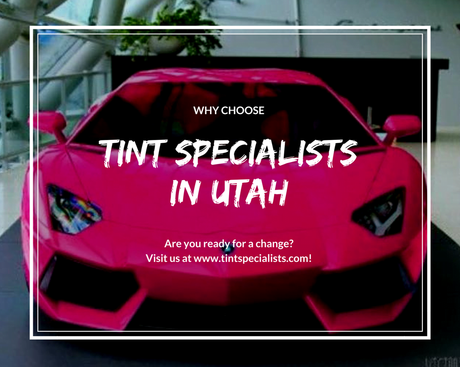 window tint in salt lake city